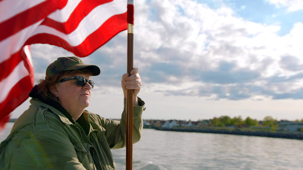 "Michael Moore's ""Where To Invade Next"" Discussion"