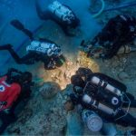 Ancient Skeleton Discovered on Antikythera Shipwreck