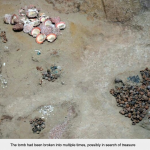 Archaeologists discover Incan tomb in Peru