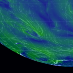 Global Wind Map